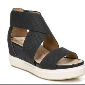Dr. Scholl's Black Sheena Sandals - Size 8 - New